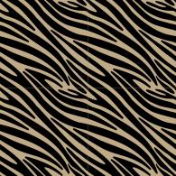 Style Zebra - Autocollant meuble