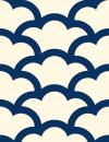 Style Cloudy - Autocollant meuble